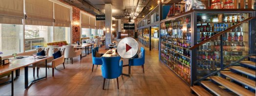 Millennium Restaurant & Craft Beer Bar в 3D
